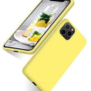 iPhone 11 Pro Gel Rubber Silicone Phone Case